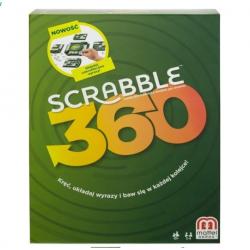 GRA SCRABBLE 360 WERSJA PL...