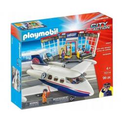 70114 playmobil Lotnisko