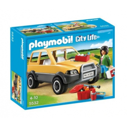 Playmobil Lekarka...