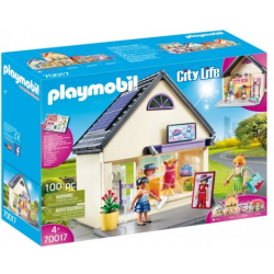 Playmobil 70017 City Life...
