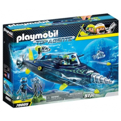 Playmobil 70005 Top Agents...