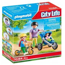 70284 playmobil Mama z dziećmi