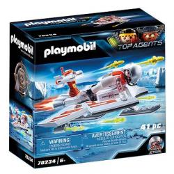 70234 playmobil Spy Team...