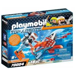 Playmobil 70004 SPY TEAM...