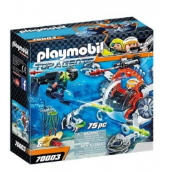 Playmobil 70003 Top Agents...