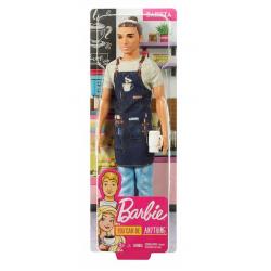 Mattel Barbie Ken Barista...