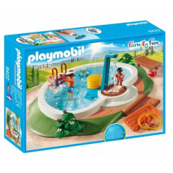 Playmobil 9422 basen Family...