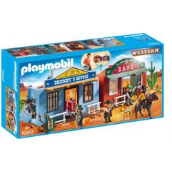 Playmobil 70012 Western...