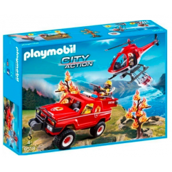 Playmobil 9518 City Action...
