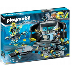 Playmobil 9250 Top Agents...