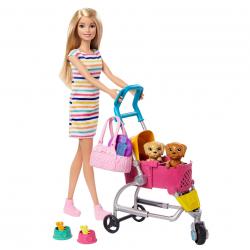 Barbie zestaw...