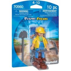 70560  Playmobil Pracownik...