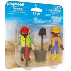 70272 Playmobil DuoPack...