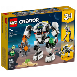 31115 LEGO CREATOR 3w1...