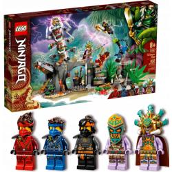 71747 LEGO NINJAGO Wioska...