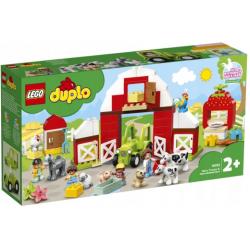 10952 LEGO DUPLO Stodoła,...