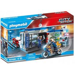 70568 Playmobil Policja...