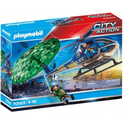 70569 Playmobil Policyjny...