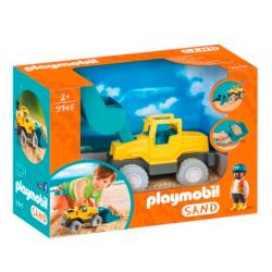 Playmobil 9145 Sand Koparka...