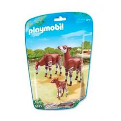 Playmobil 6643 City Life Okapi