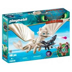 Playmobil 70038 Biala furia...