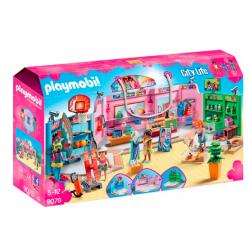 Playmobil 9078 Pasaż handlowy