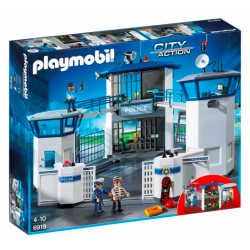 Playmobil 6919 Komisariat...
