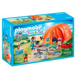 Playmobil 70089 Rodzina na...