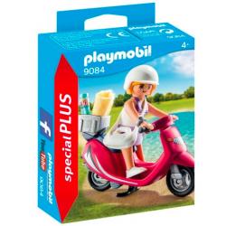 9084 playmobil Plażowiczka...