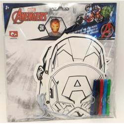 Avengers 3pack maska do...