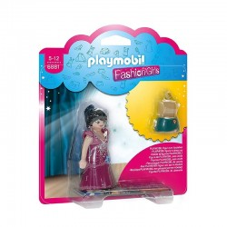 6881 playmobil Fashion Girl...
