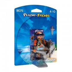9075 playmobil Pirat