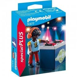 """5377 playmobil DJ """"Z"""""""