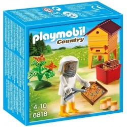 6818 playmobil Pszczelarz