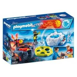 6831 playmobil gra fire & Ice