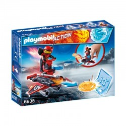6835 playmobil Firebot z...