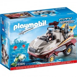amfibia 9364 playmobil