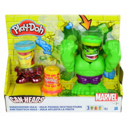 B0308 HASBRO PlayDoh Hulk