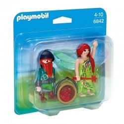 6842 playmobil Duo Pack Elf...