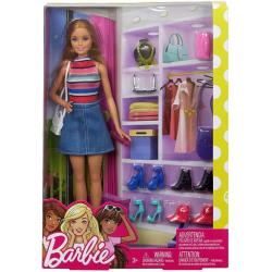 barbie lalka + akcesoria...