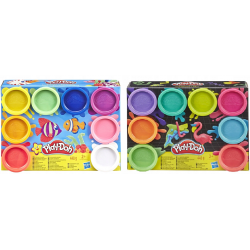 PLD ciastolina 8 kolorów...
