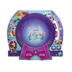 Hasbro LPS Lucky Pets...